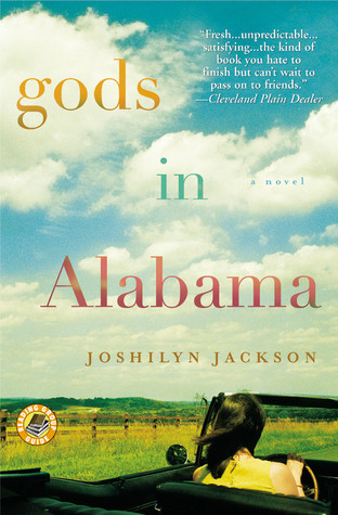 Gods in Alabama by Joshilyn Jackson   Amazon  |  Goodreads