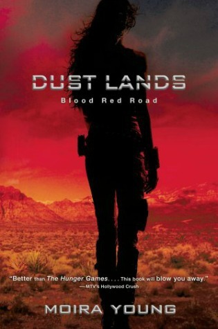 Blood Red Road by Moira Young (Dustlands #1, Audio)   Amazon  |  Goodreads