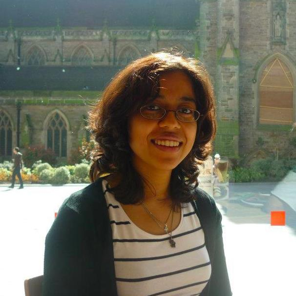 Anushree Nande on Clear Eyes, Full Shelves