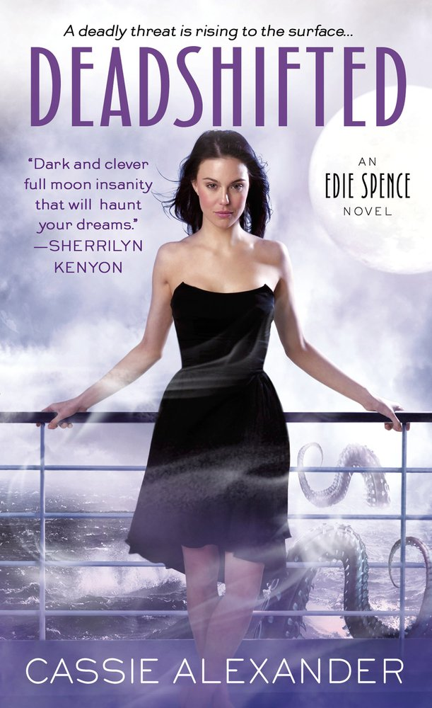 Deadshifted (Edie Spence #4) by Cassie Alexander | Clear Eyes, Full Shelves