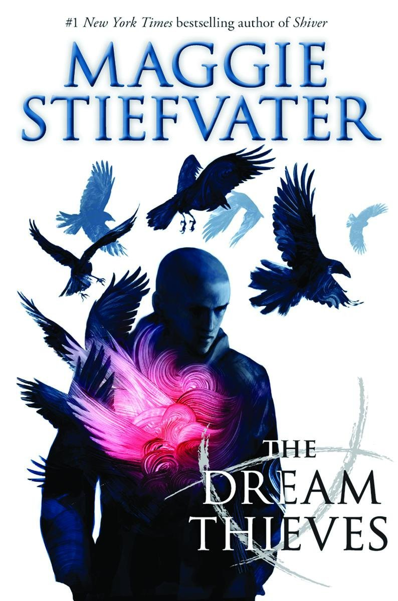 CEFS Review  |  Amazon  |  Goodreads     The question is, will Maggie have two books on this list next year, since both Sinner and Raven Boys #2 are coming out in 2014?