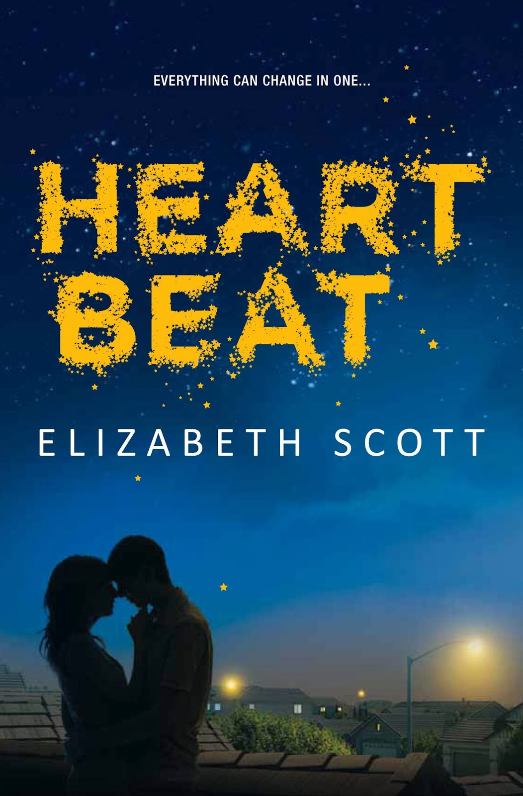 Heartbeat by Elizabeth Scott on Clear Eyes, Full Shelves