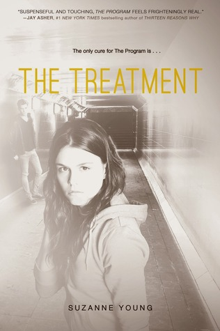 The Treatment by Suzanne Young  Amazon  |  Goodreads