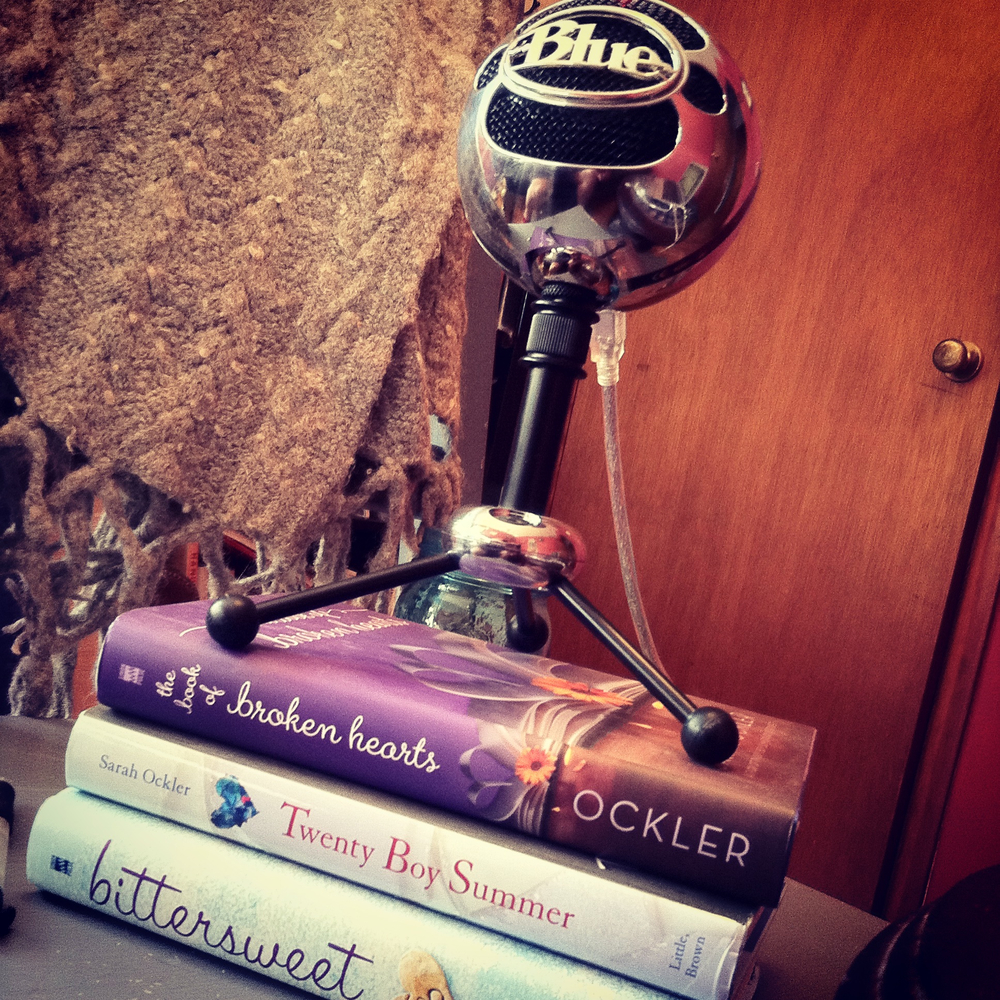 Podcast #20: Diversifying the Shelves (Part 2) with Author Sarah Ockler & Blogger Racquel