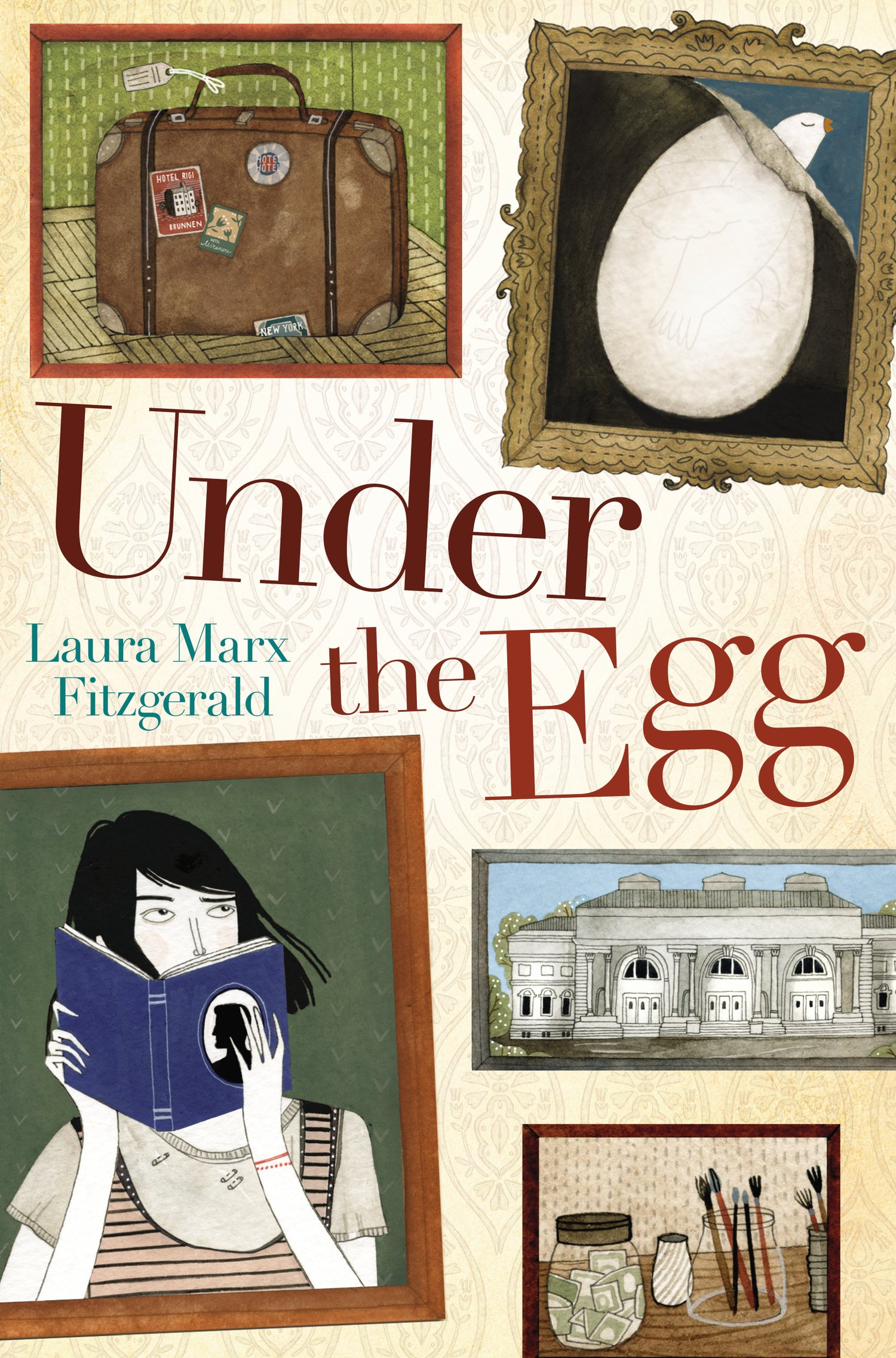 Review + Giveaway: Under the Egg by Laura Marx Fitzgerald