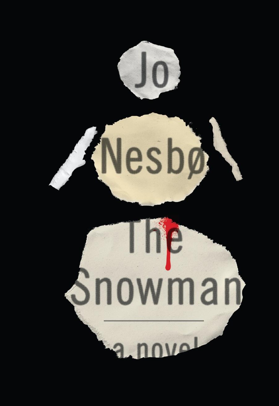 The Snowman by Jo Nesbo    Amazon  |  Goodreads