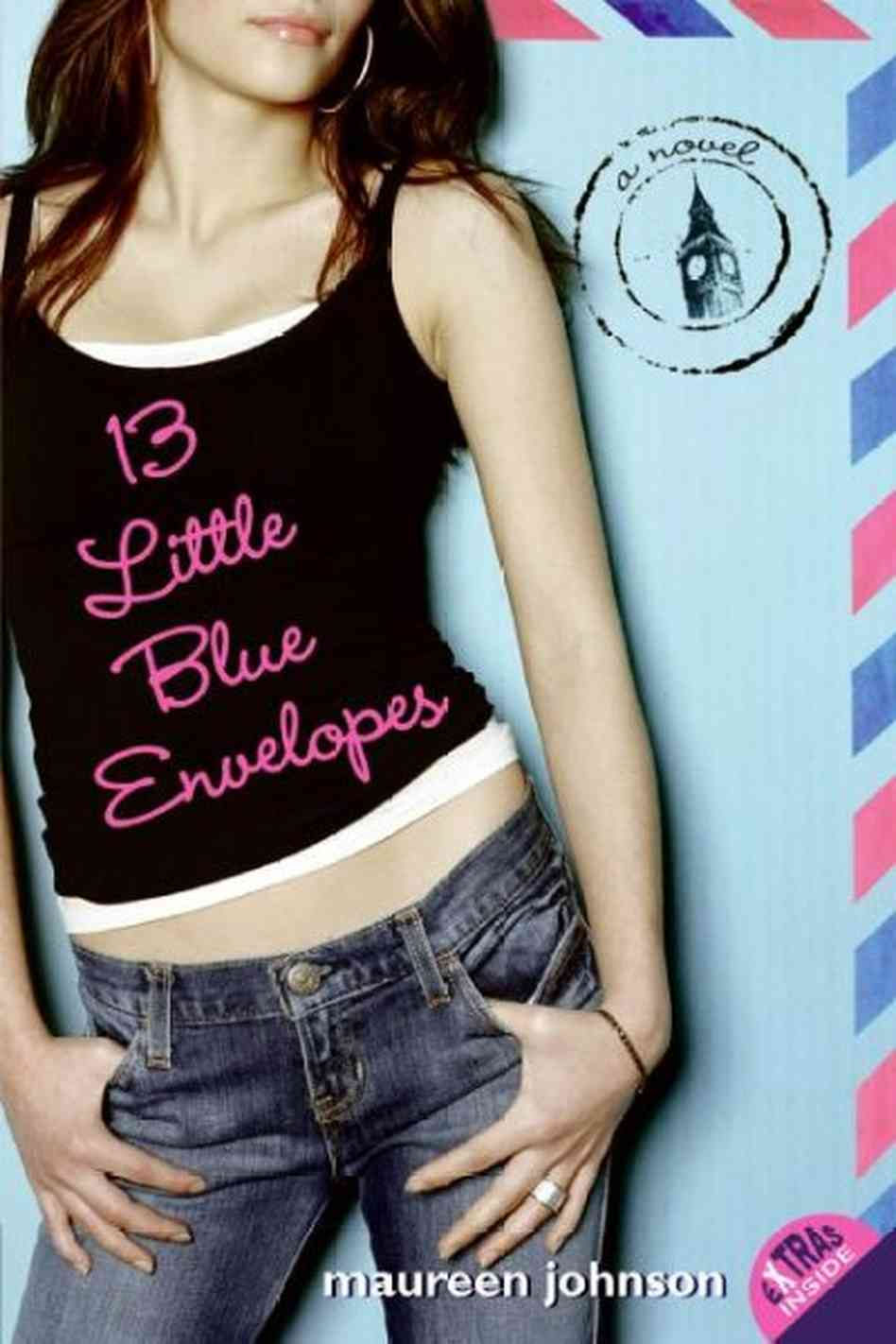 13 Little Blue Envelopes by Maureen Johnson (Audio)  Amazon  |  Goodreads