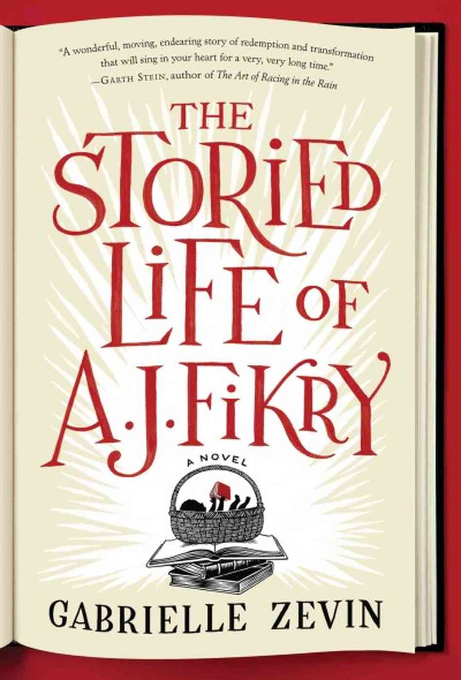 The Storied Life of AJ Fikry - US Edition