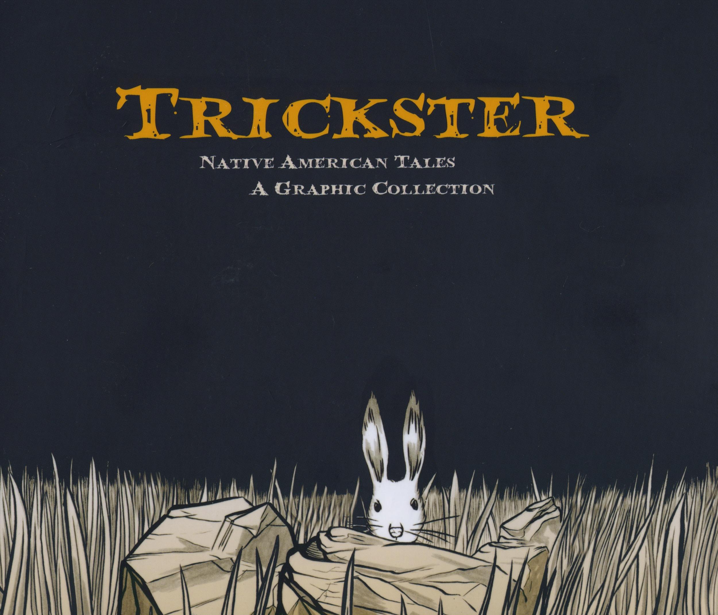 Trickster Graphic Novel - Clear Eyes, Full Shelves