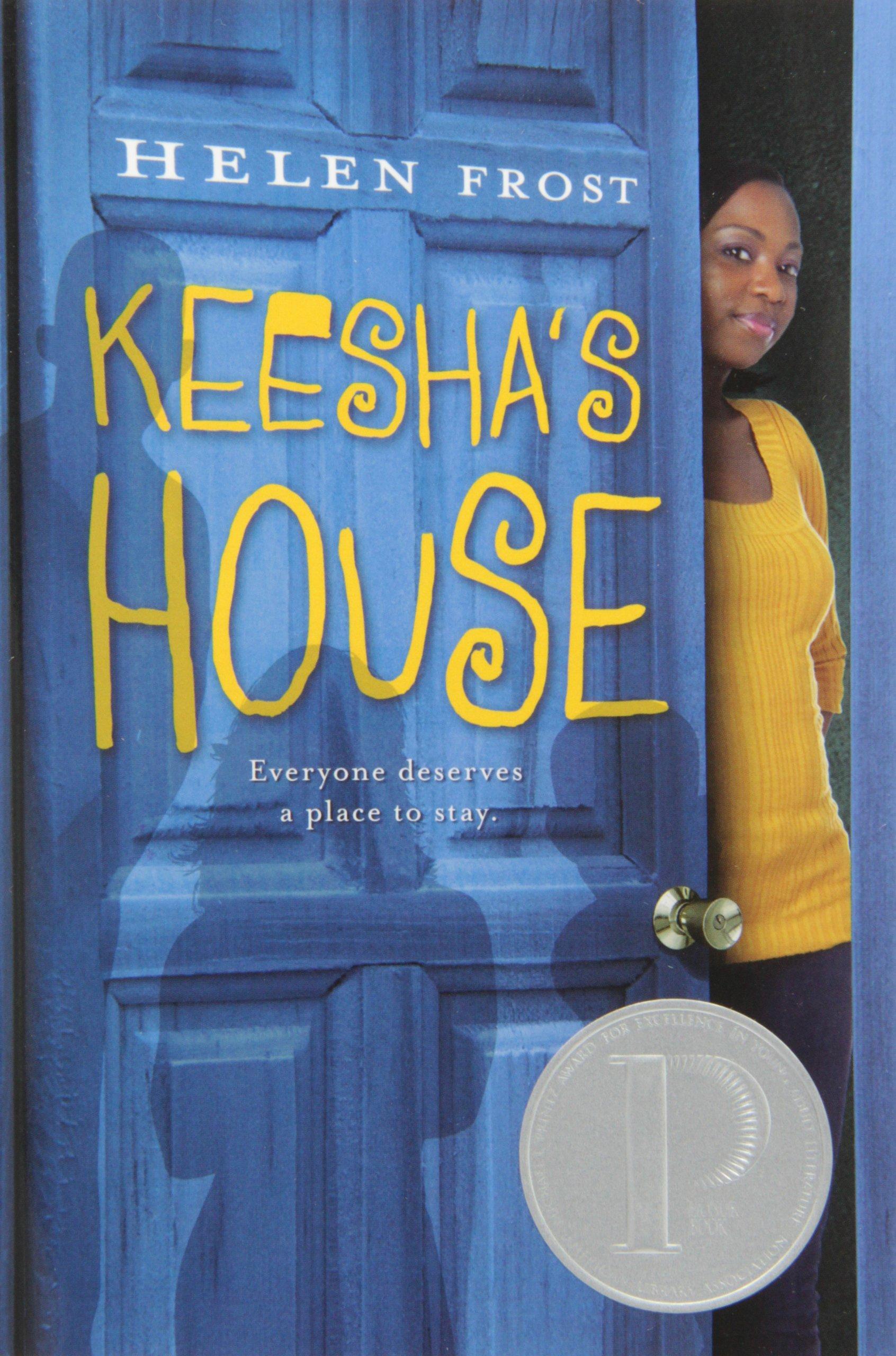 Keesha's House on Clear Eyes, Full Shelves