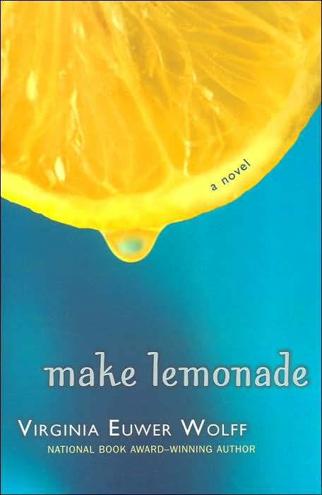 Verse Novel Throwback: Make Lemonade by Virginia Euwer Wolff, by Racquel of The Book Barbies