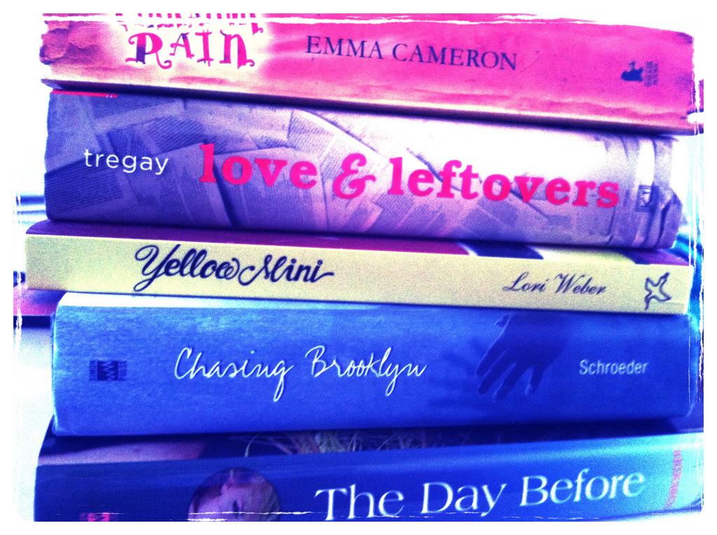 Verse Novels - Clear Eyes, Full Shelves
