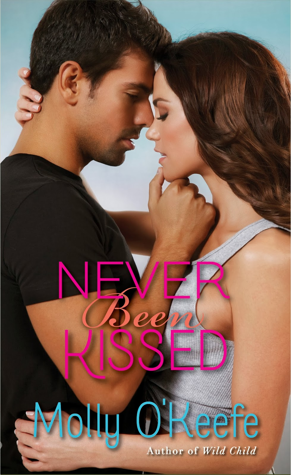 Never Been Kissed by Molly O'Keefe (July 2014)  Amazon  |  Goodreads