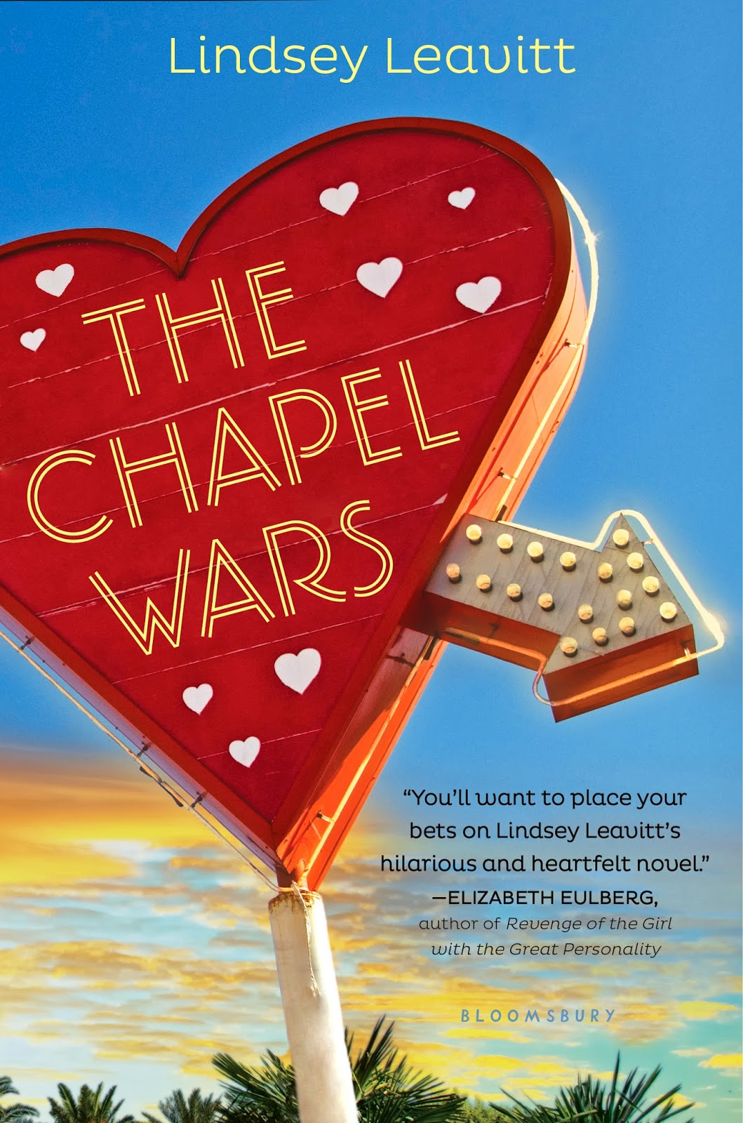 The Chapel Wars by Lindsey Leavitt  Amazon  |  Goodreads