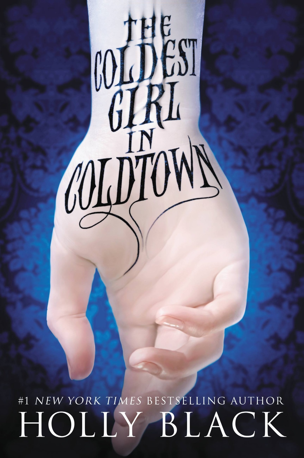 The Coldest Girl in Coldtown by Holly Black   Clear Eyes, Full Shelves