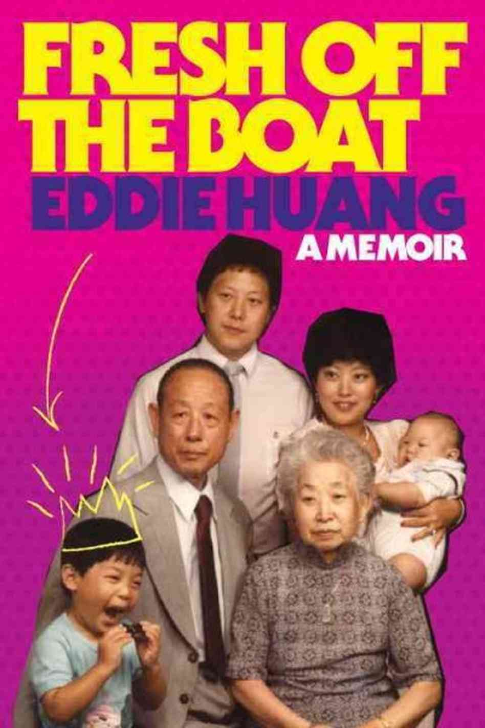 Fresh Off the Boat: A Memoir by Eddie Huang  Amazon  |  Goodreads