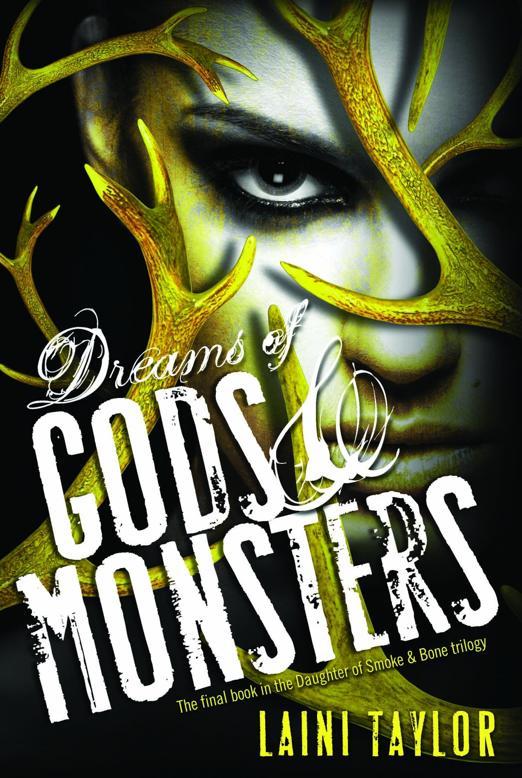 Dreams of Gods & Monsters by Laini Taylor (Audio)  Amazon     Goodreads