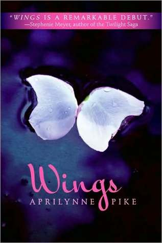 Wings by Aprilynne Pike  Amazon  |  Goodreads