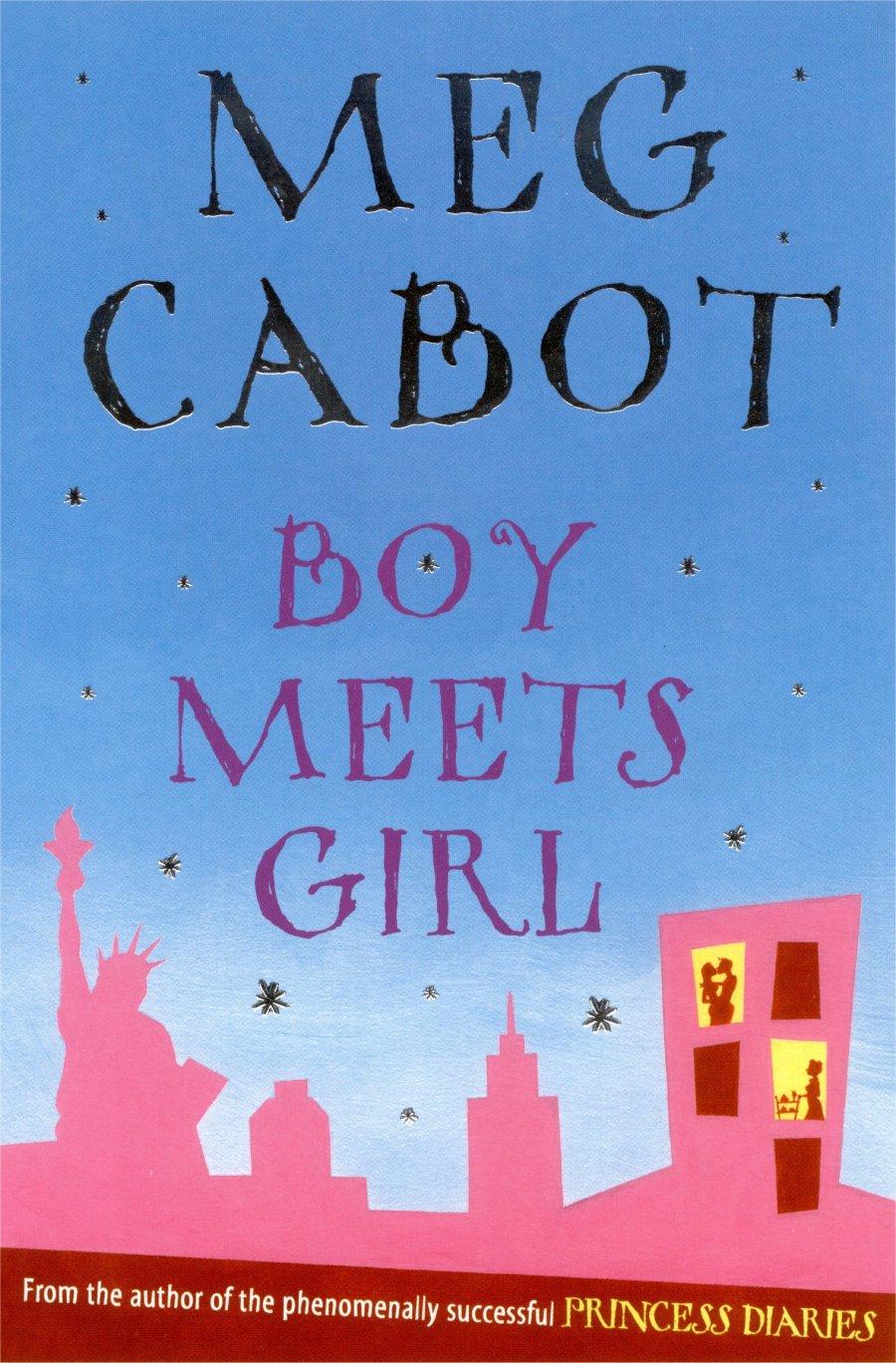 Boy Meets Girl by Meg Cabot  Amazon  |  Goodreads