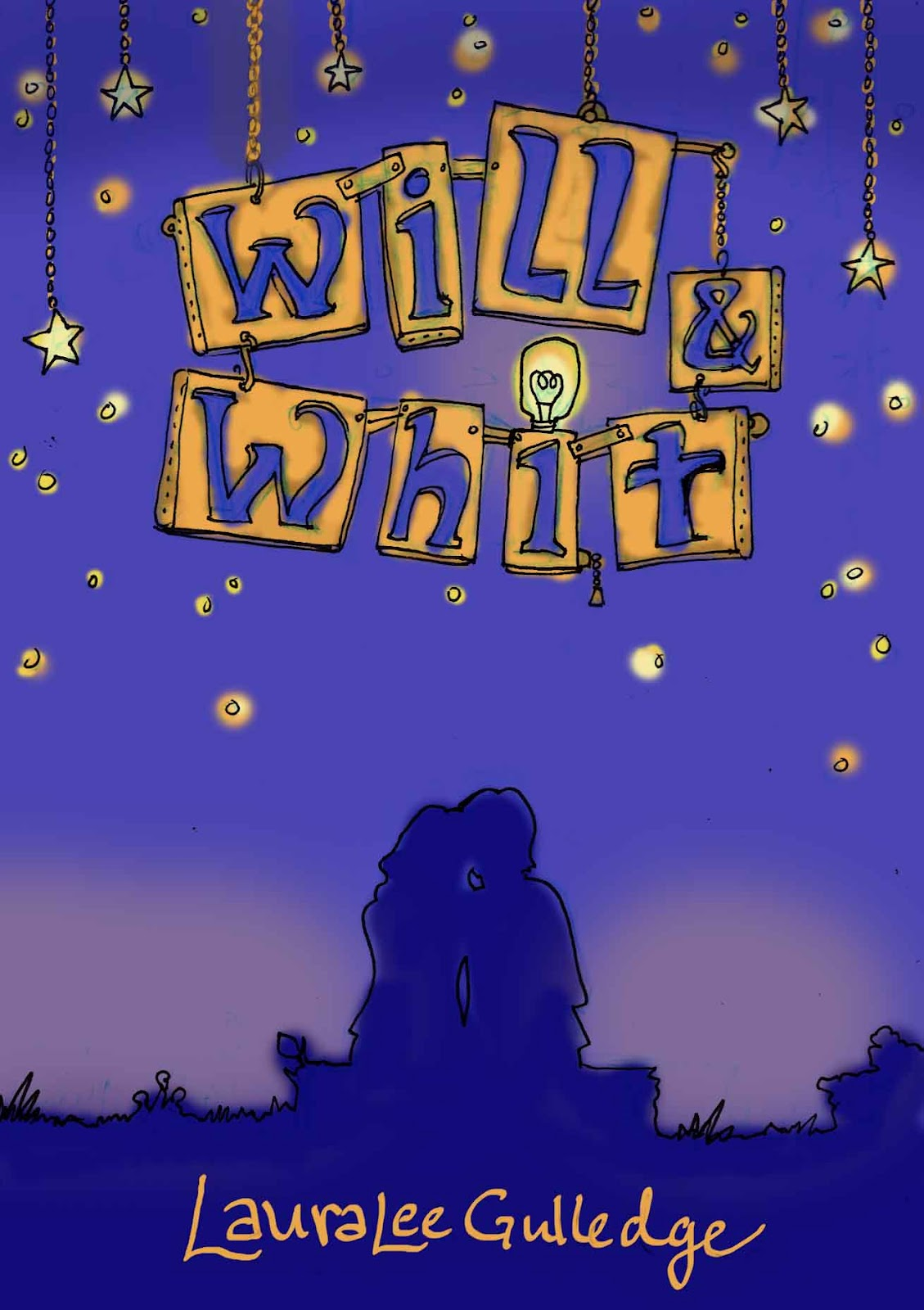Will & Whit by Laura Lee Gulledge  Amazon  |  Goodreads