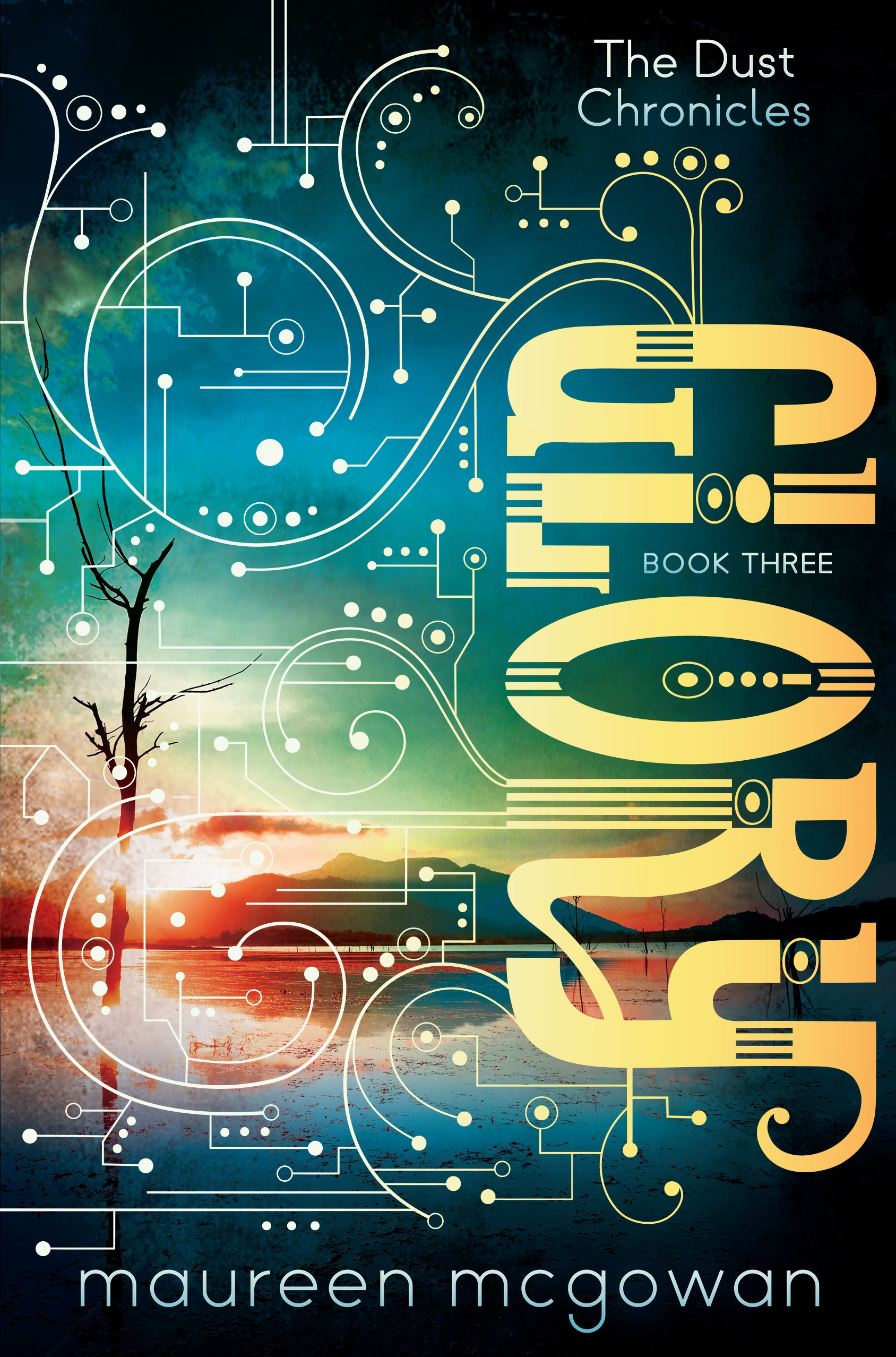 Glory by Maureen McGowan  Amazon  |  Goodreads