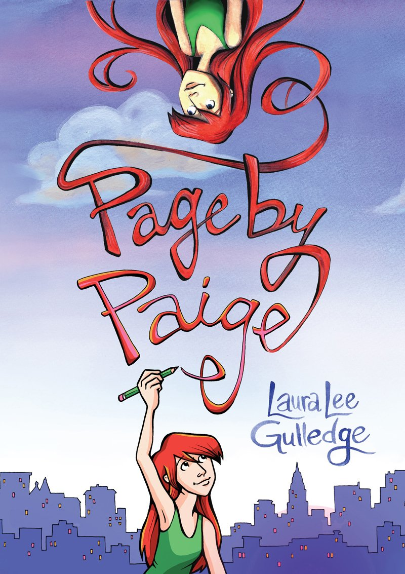 Page by Paige by Laura Gulledge  Review  |  Amazon  |  Goodreads