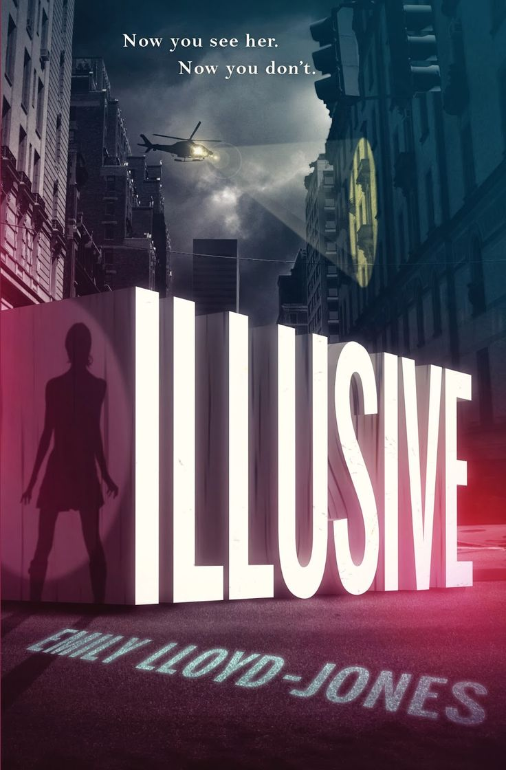 Illusive by Emily Lloyd-Jones  Amazon  |  Goodreads