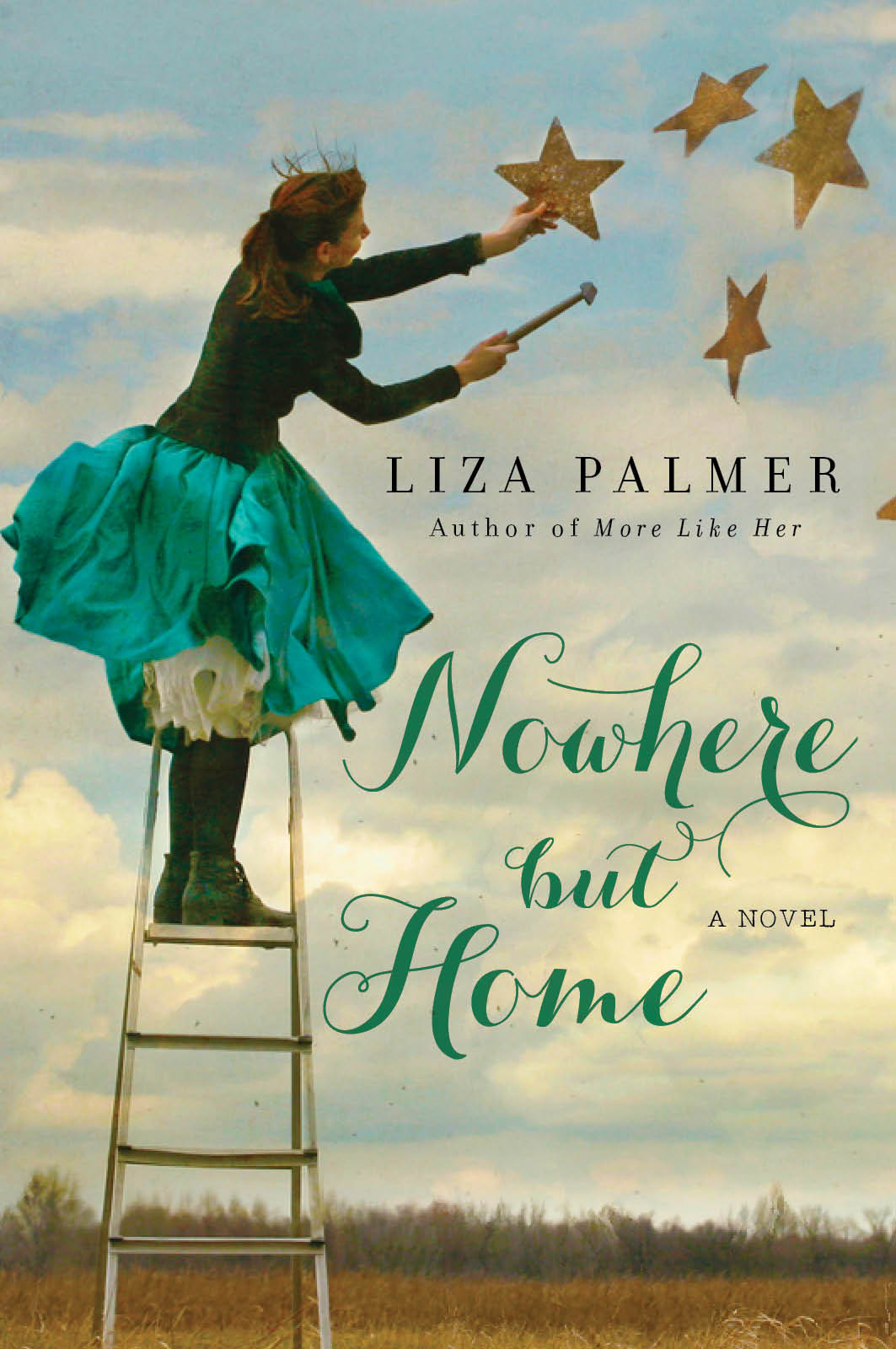 Nowhere But Home by Liza Palmer  | Clear Eyes, Full Shelves