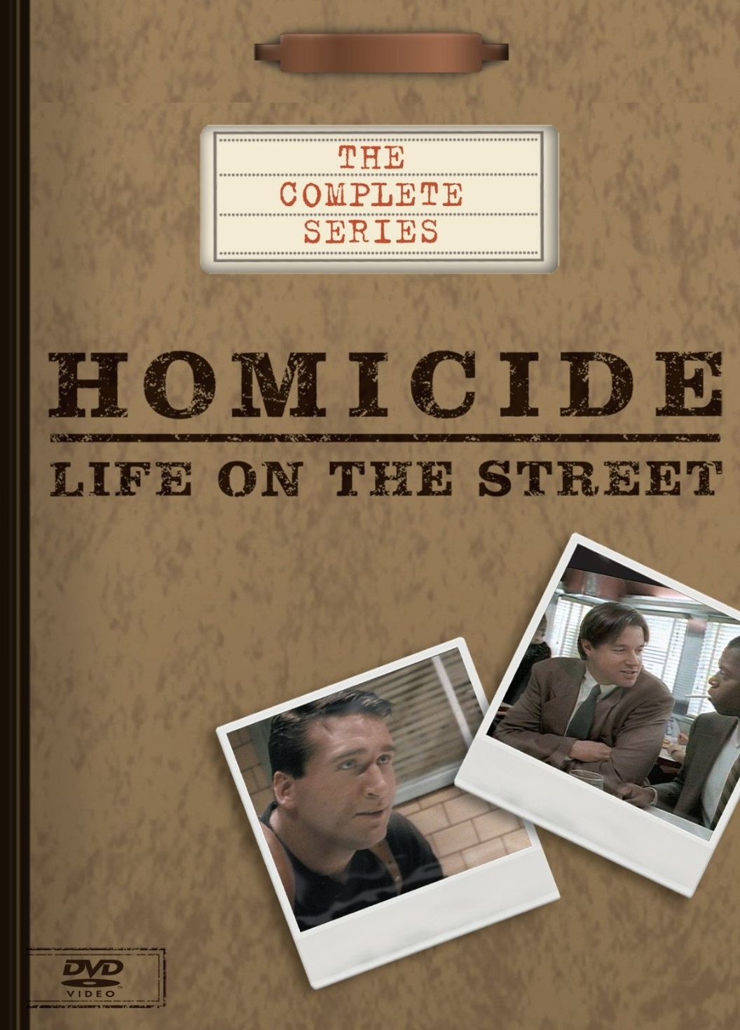 Homicide: Life on the Street DVDs