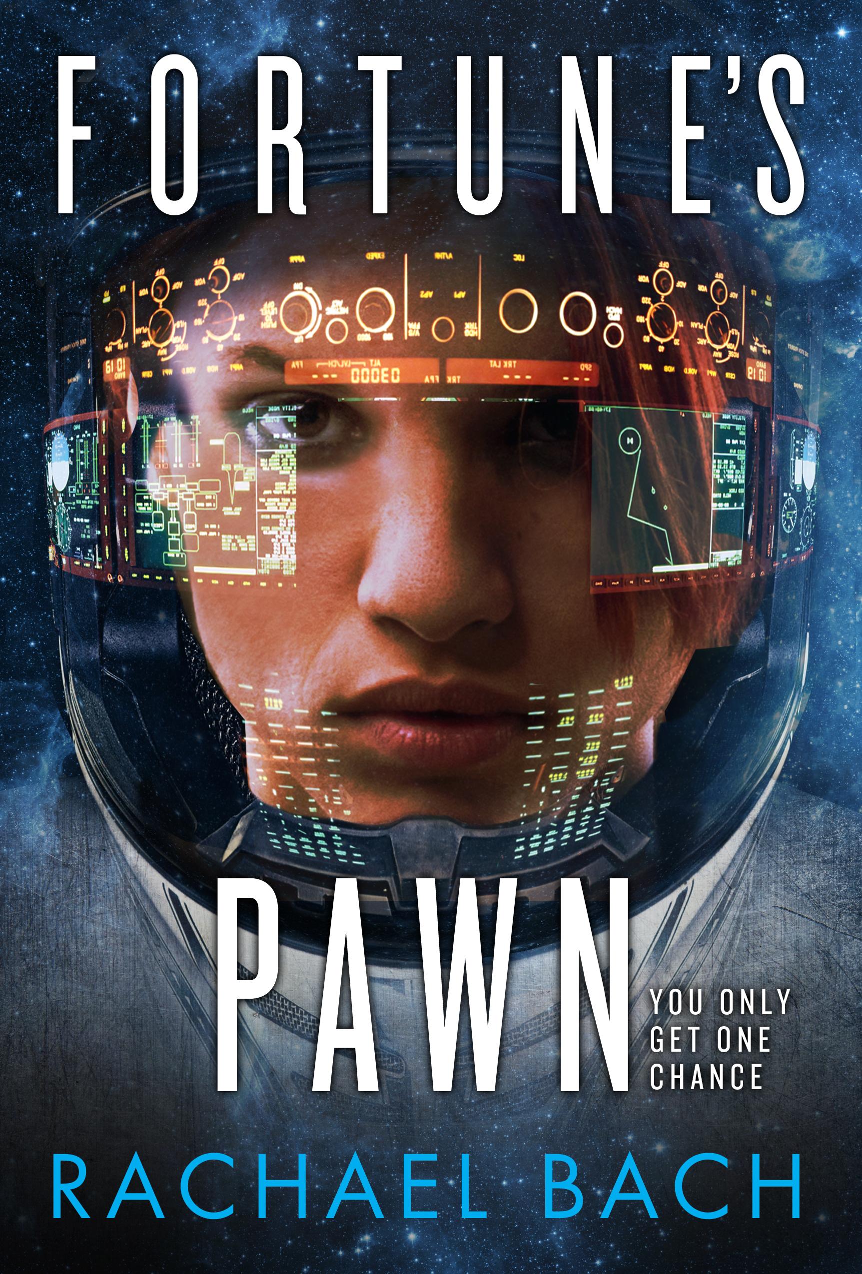 Fortune's Pawn by Rachel Back | Clear Eyes, Full Shelves