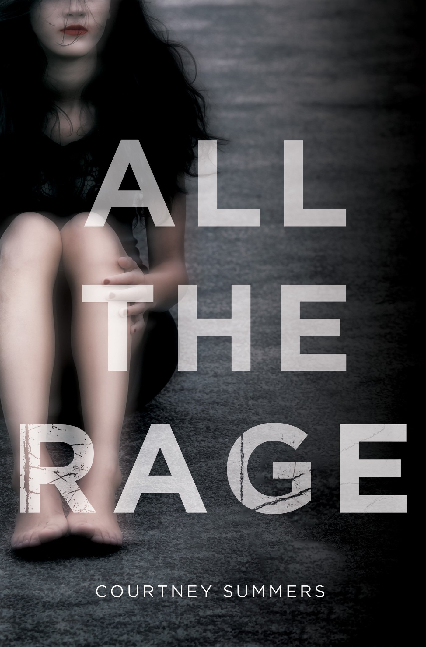 All the Rage by Courtney Summers | Clear Eyes, Full Shelves