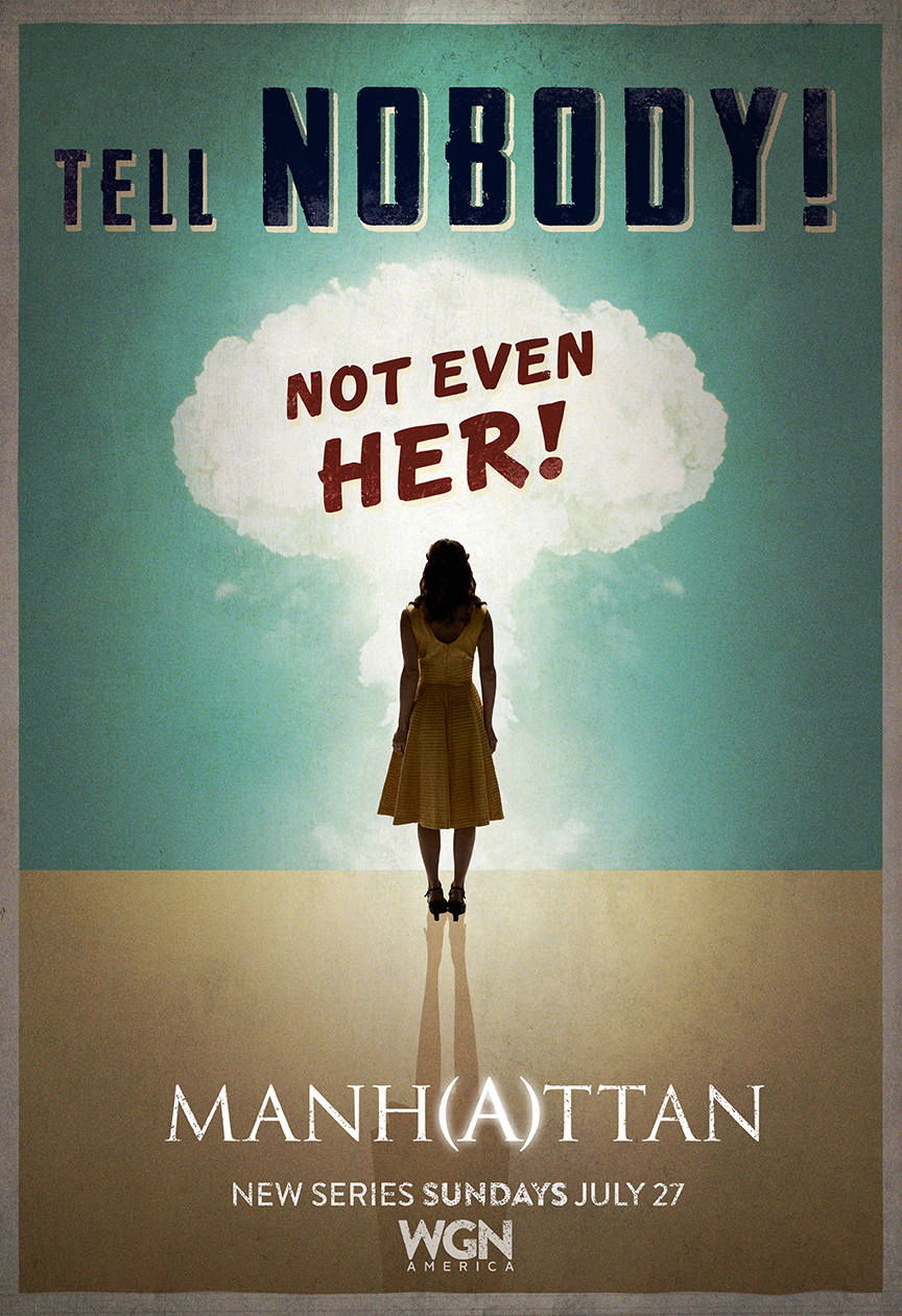 Manhattan - Promotional Poster