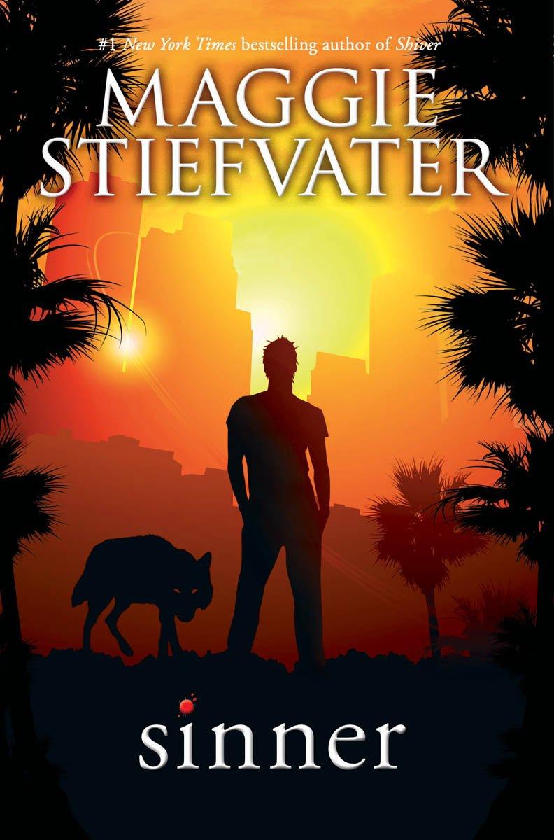 Sinner by Maggie Stiefvater | Clear Eyes, Full Shelves