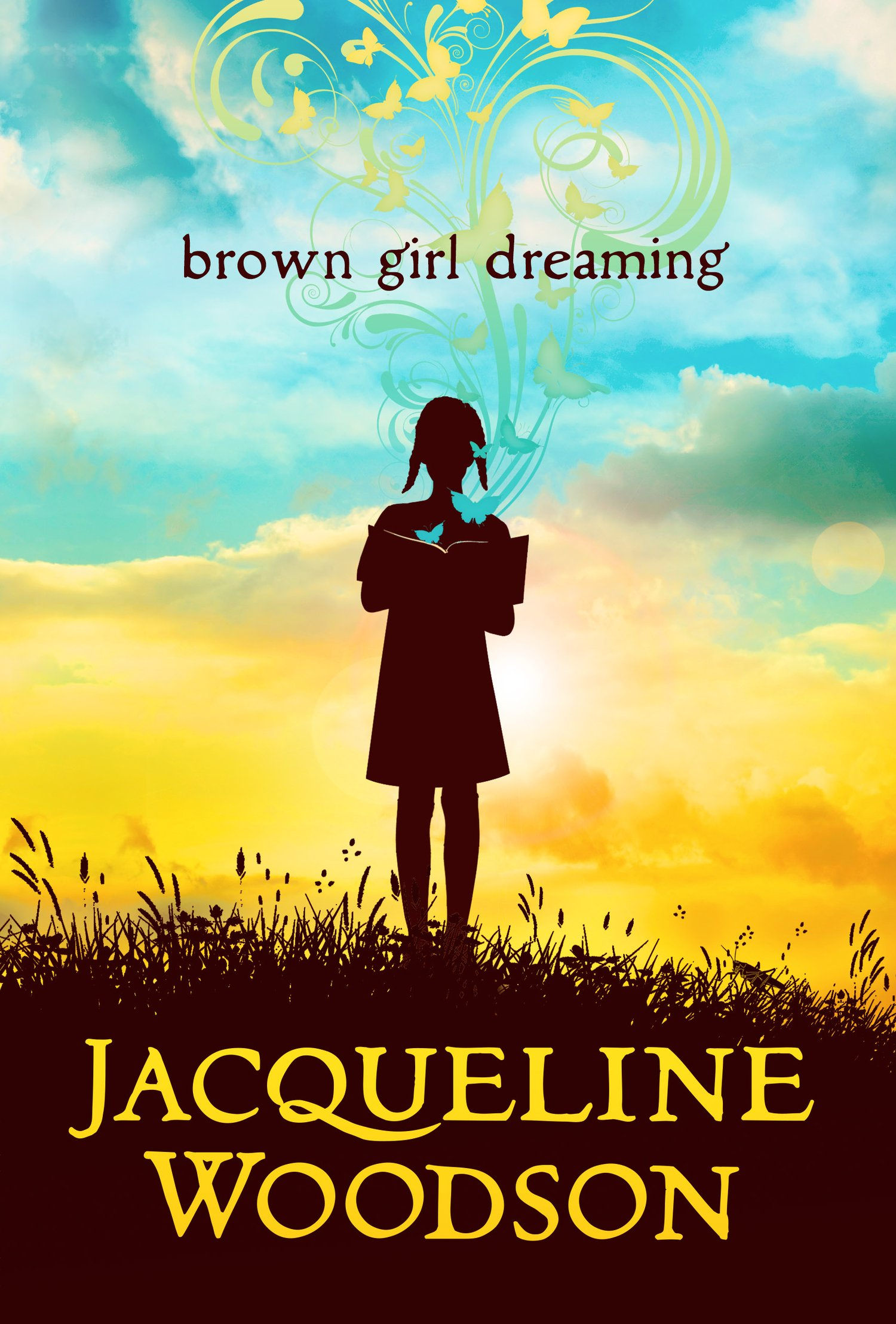 Brown Girl Dreaming by Jacqueline Woodson | Clear Eyes, Full Shelves