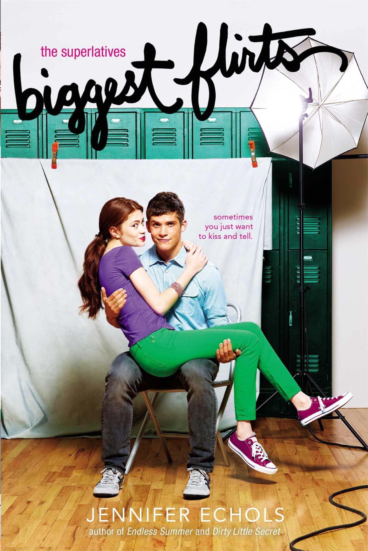 Biggest Flirts by Jennifer Echols | Clear Eyes, Full Shelves