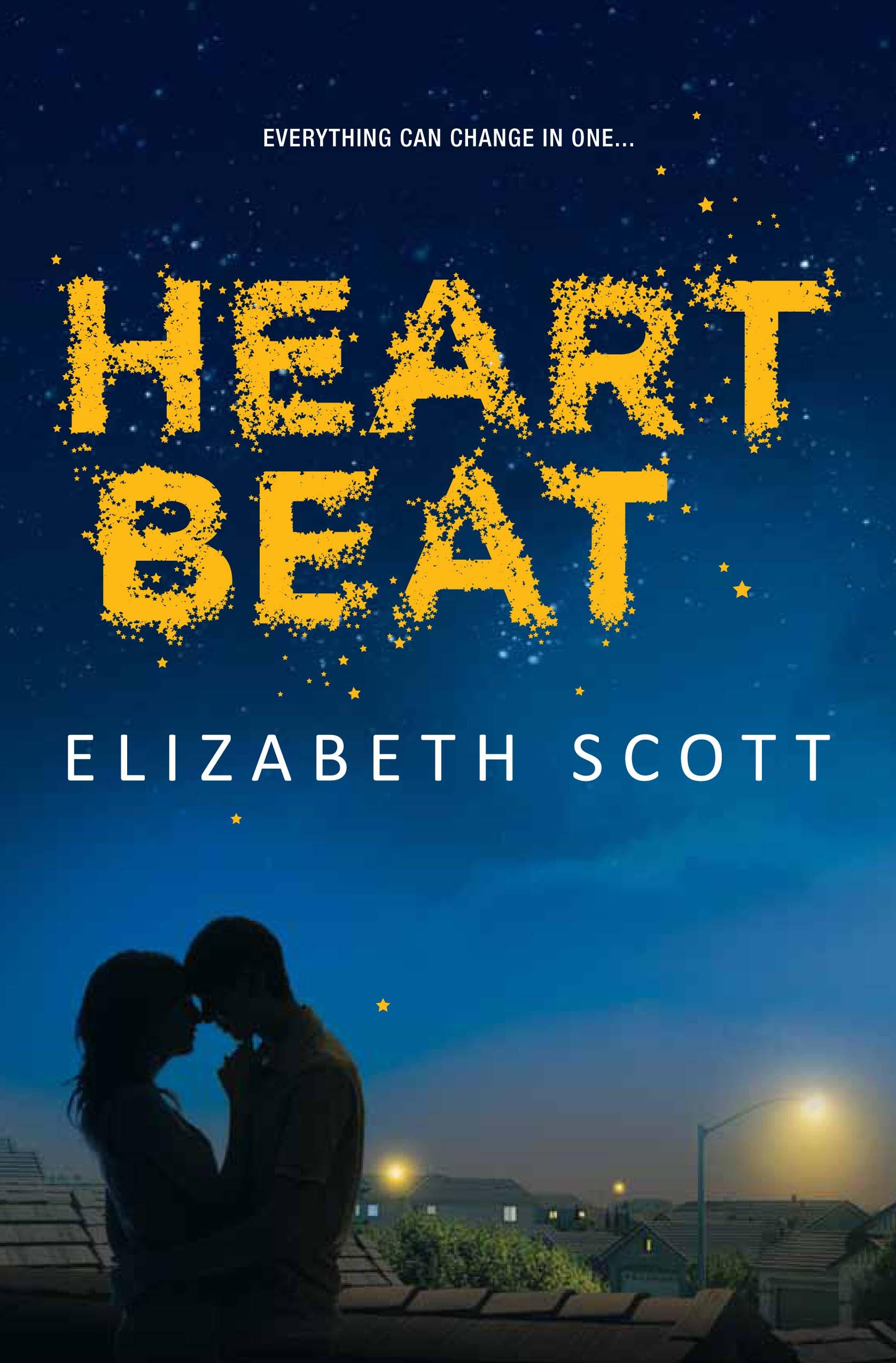 Heartbeat by Elizabeth Scott | Clear Eyes, Full Shelves