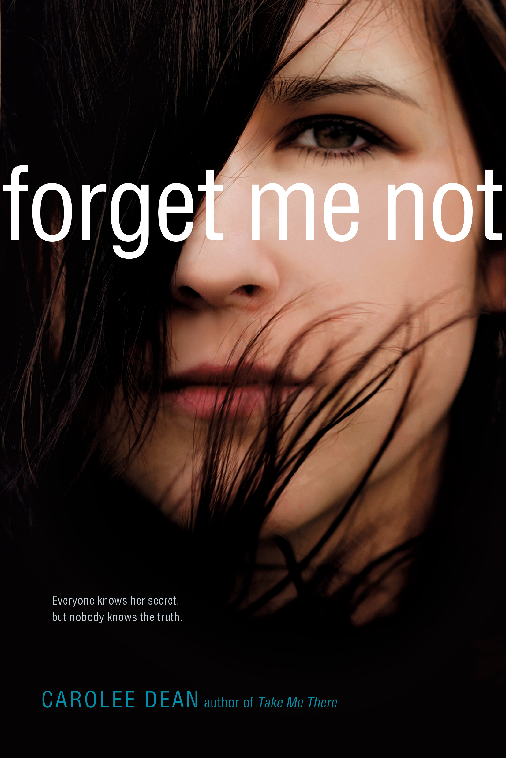 Forget Me Not by Carolee Dean - Clear Eyes, Full Shelves
