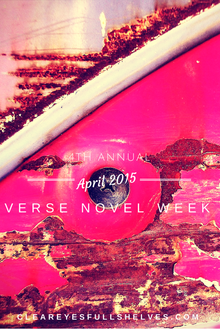 Verse Week 2015: Clear Eyes, Full Shelves