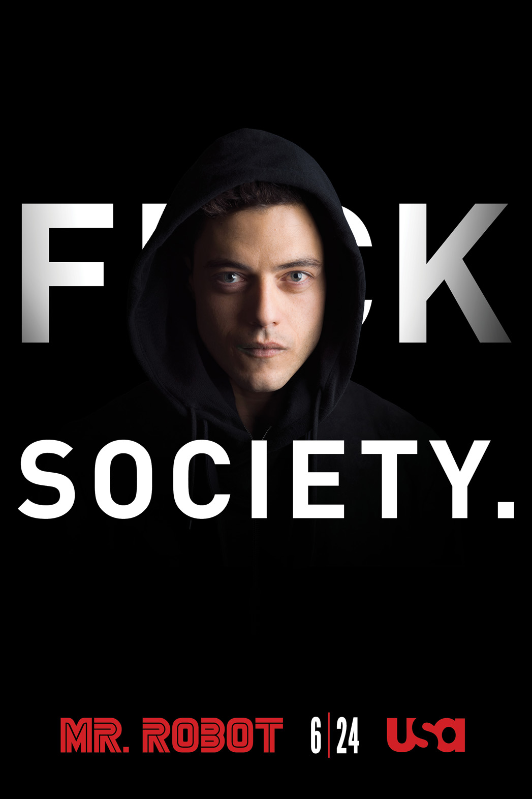 Mr. Robot Promotional Poster
