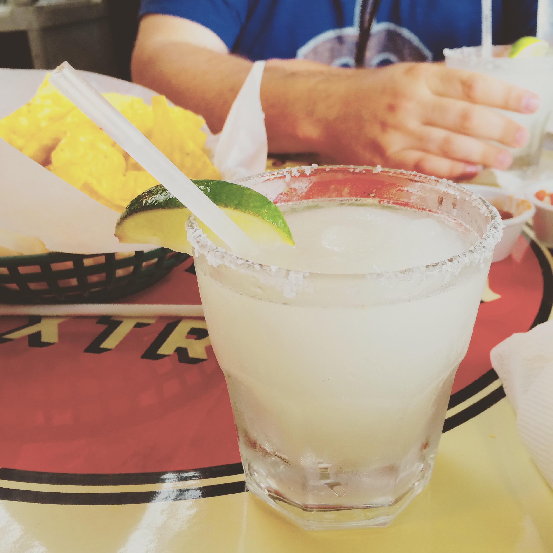 Margaritas at Guero's