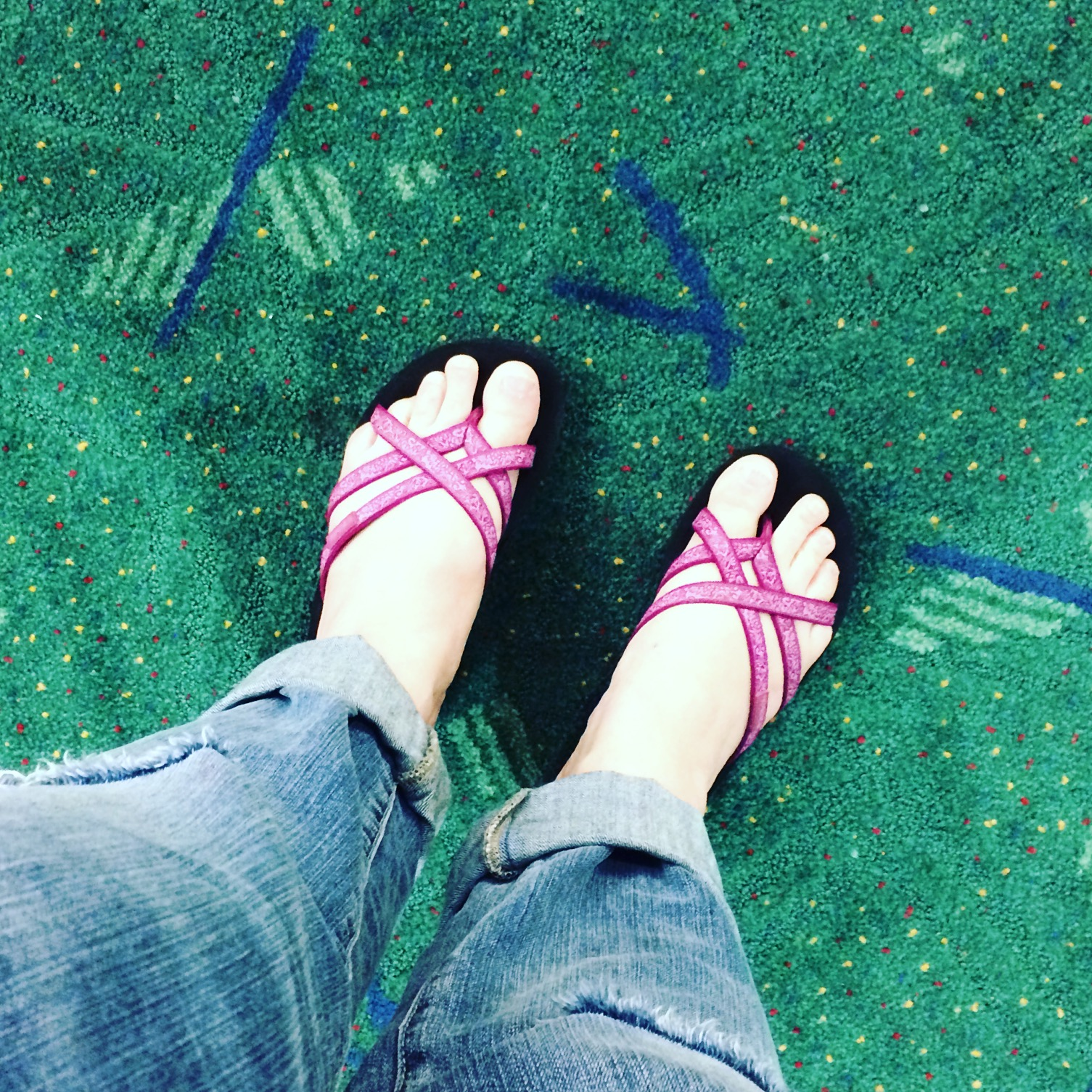 Home! #PDXCarpet