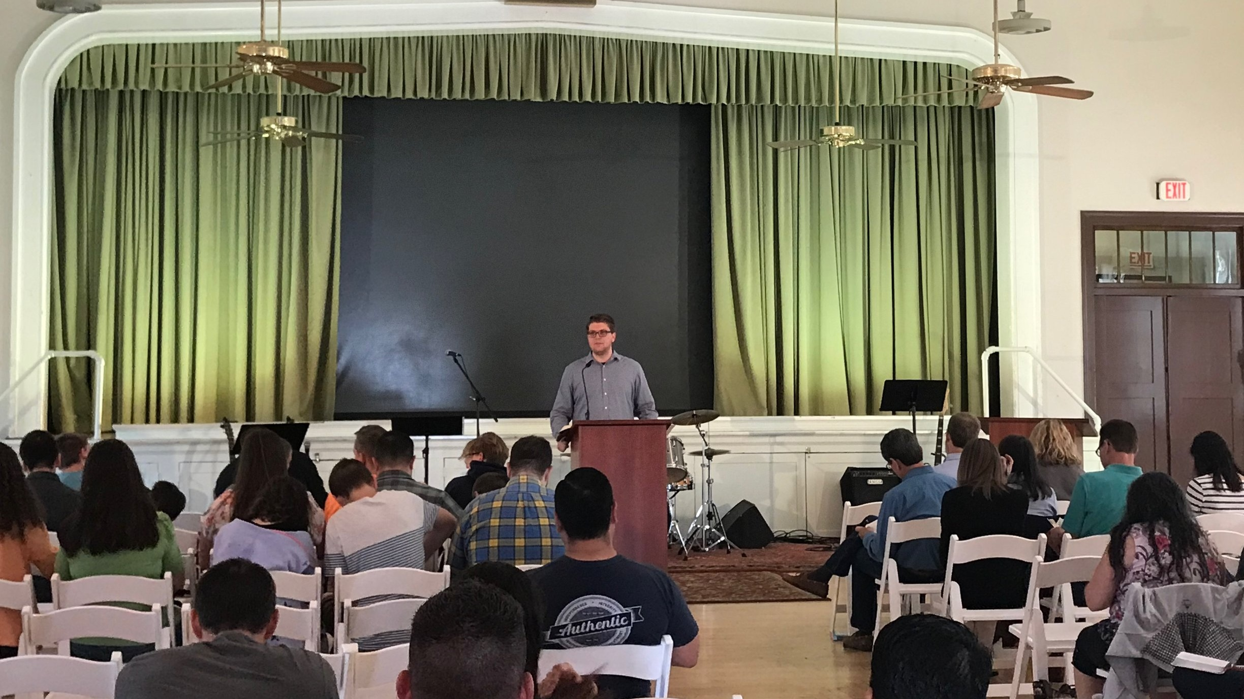 expository preaching — Blog — Sovereign Grace Church