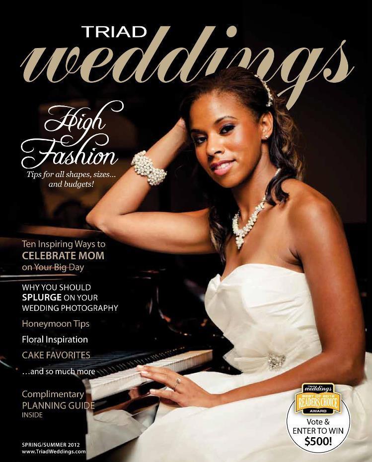 Triad Weddings Magazine Cover.jpg