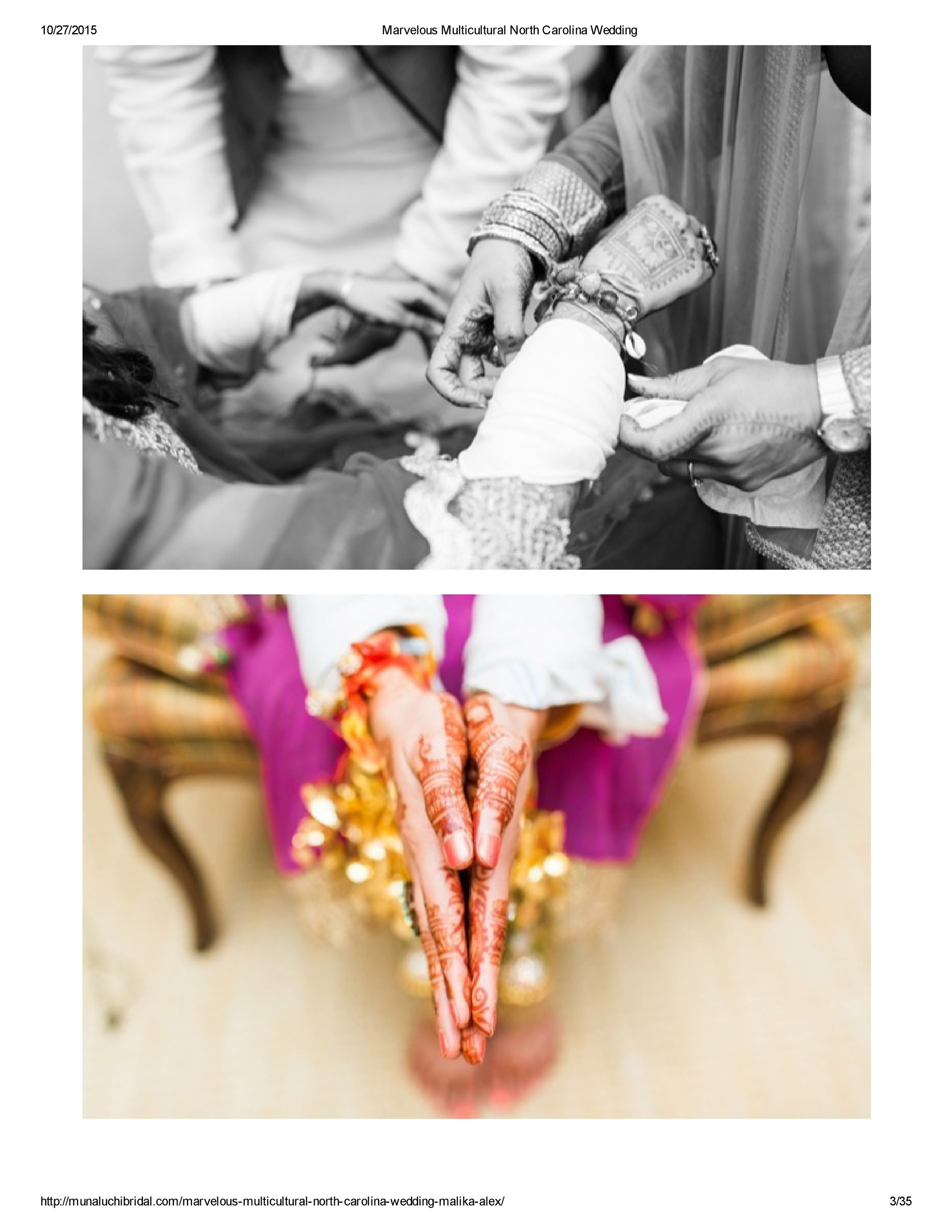 Marvelous Multicultural North Carolina Wedding - Alex & Malika-page-2.jpg