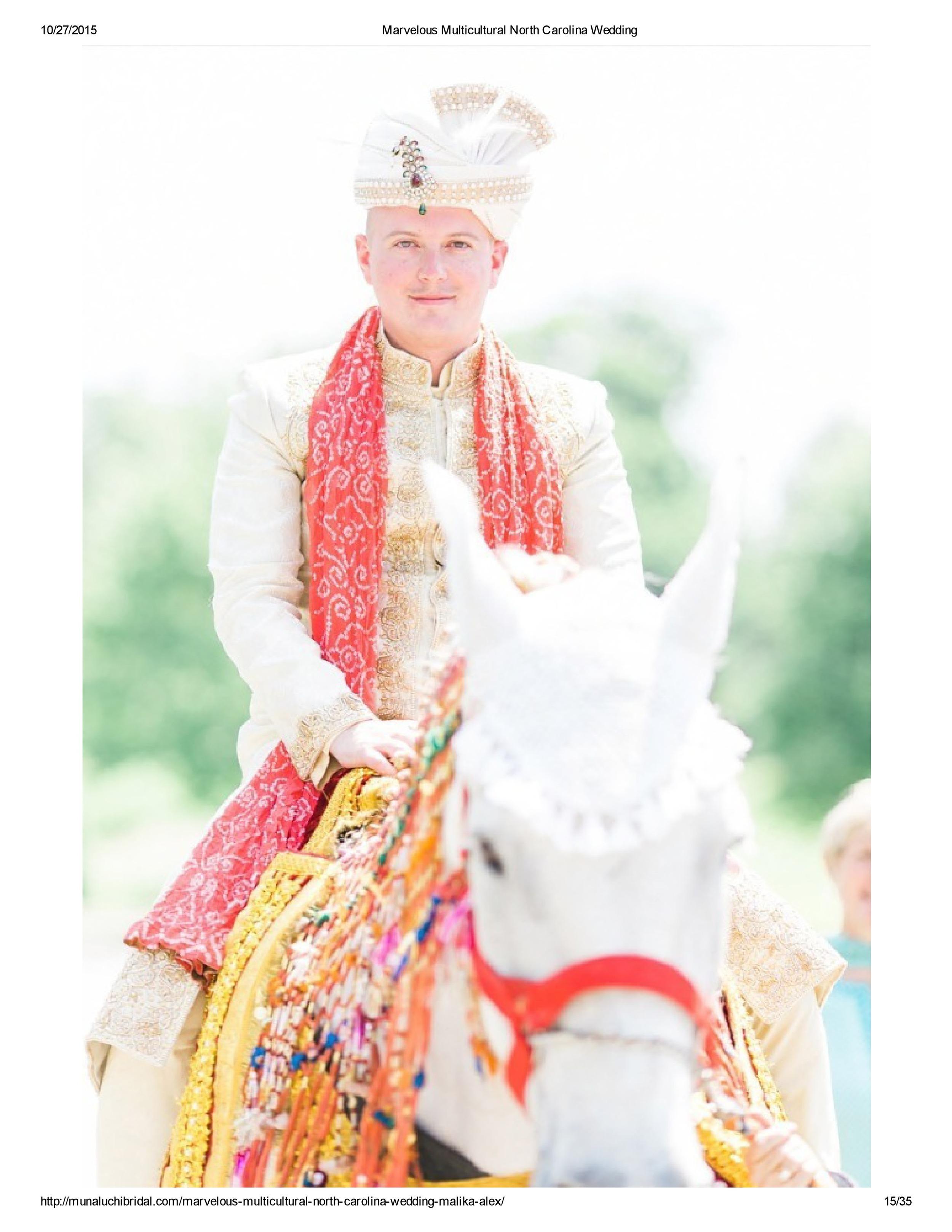 Marvelous Multicultural North Carolina Wedding - Alex & Malika-page-14.jpg
