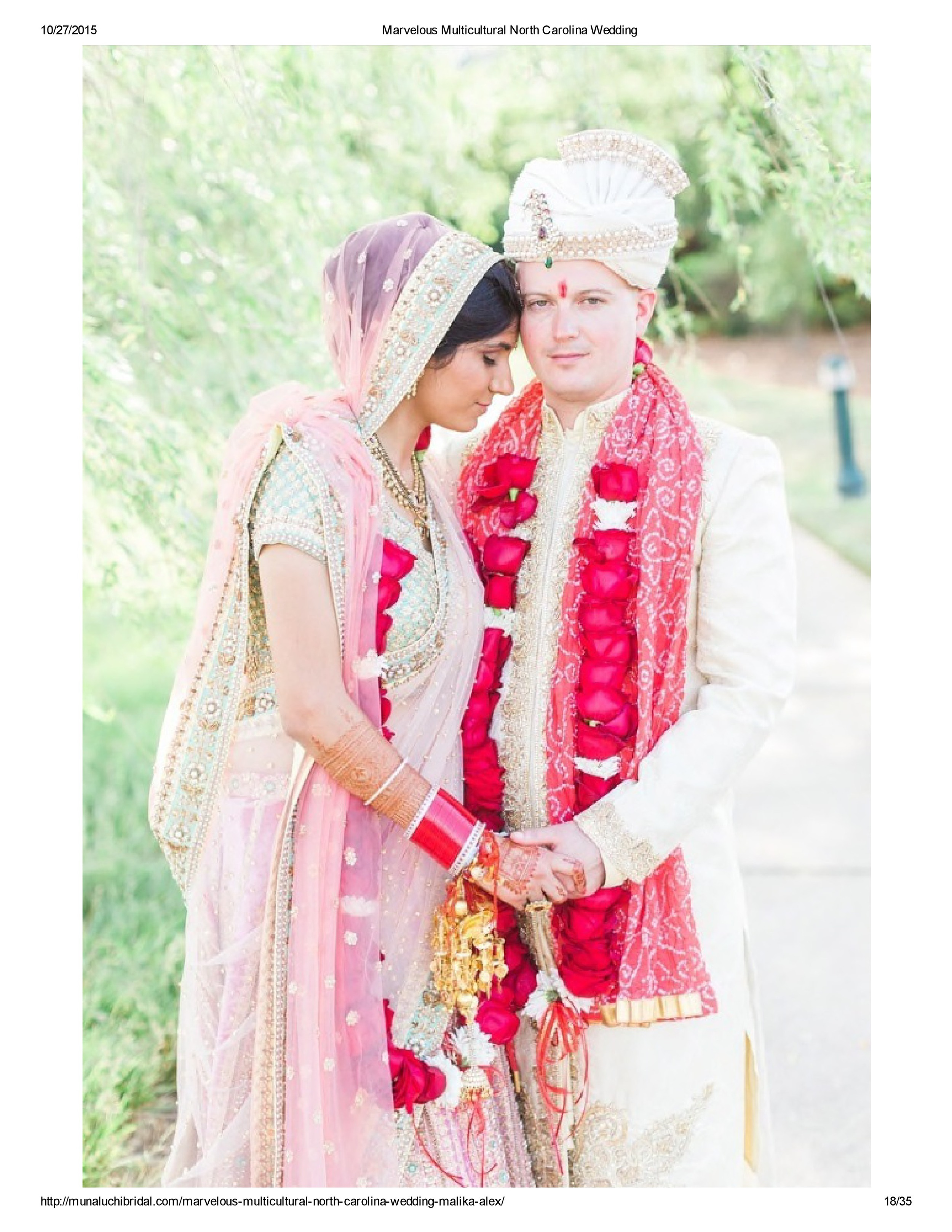 Marvelous Multicultural North Carolina Wedding - Alex & Malika-page-17.jpg