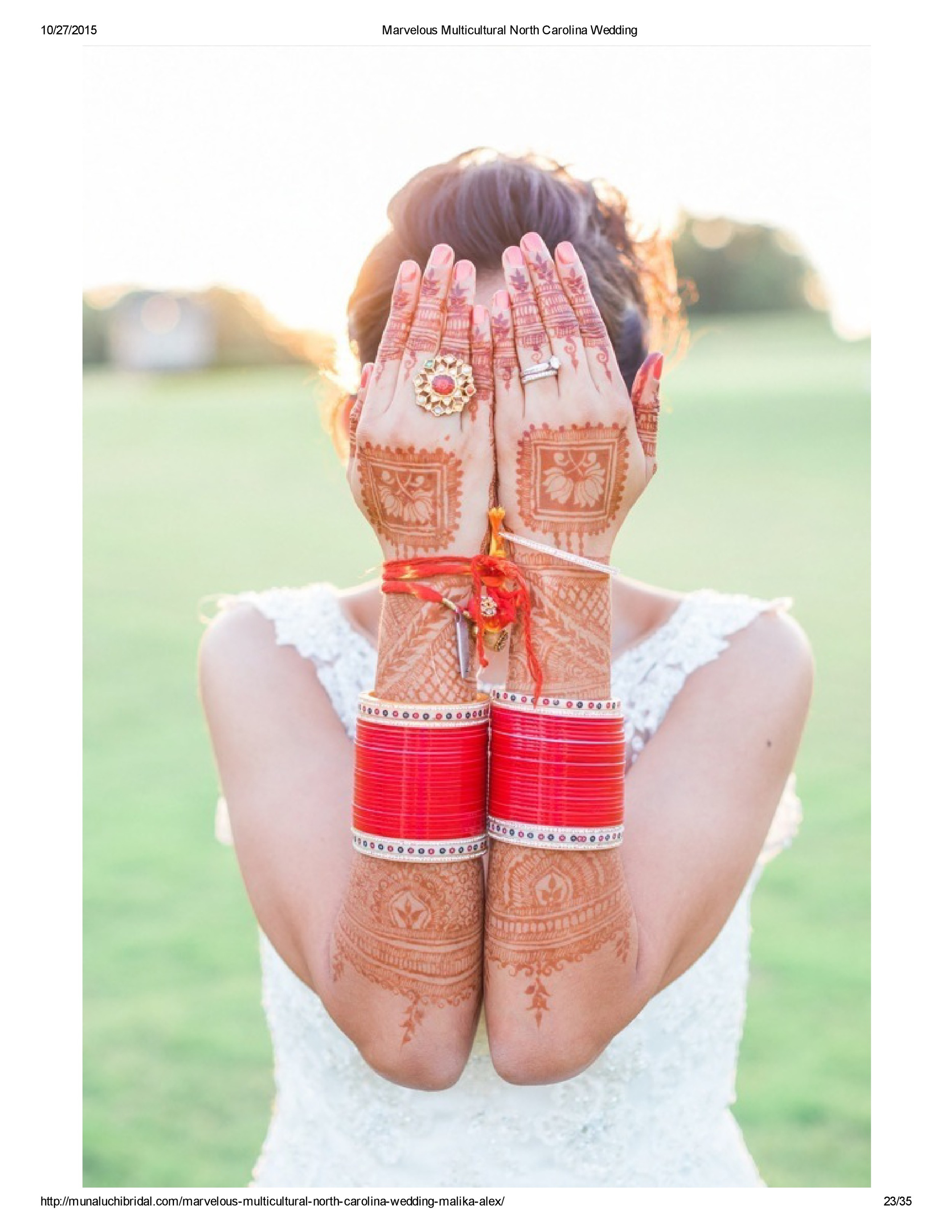 Marvelous Multicultural North Carolina Wedding - Alex & Malika-page-22.jpg