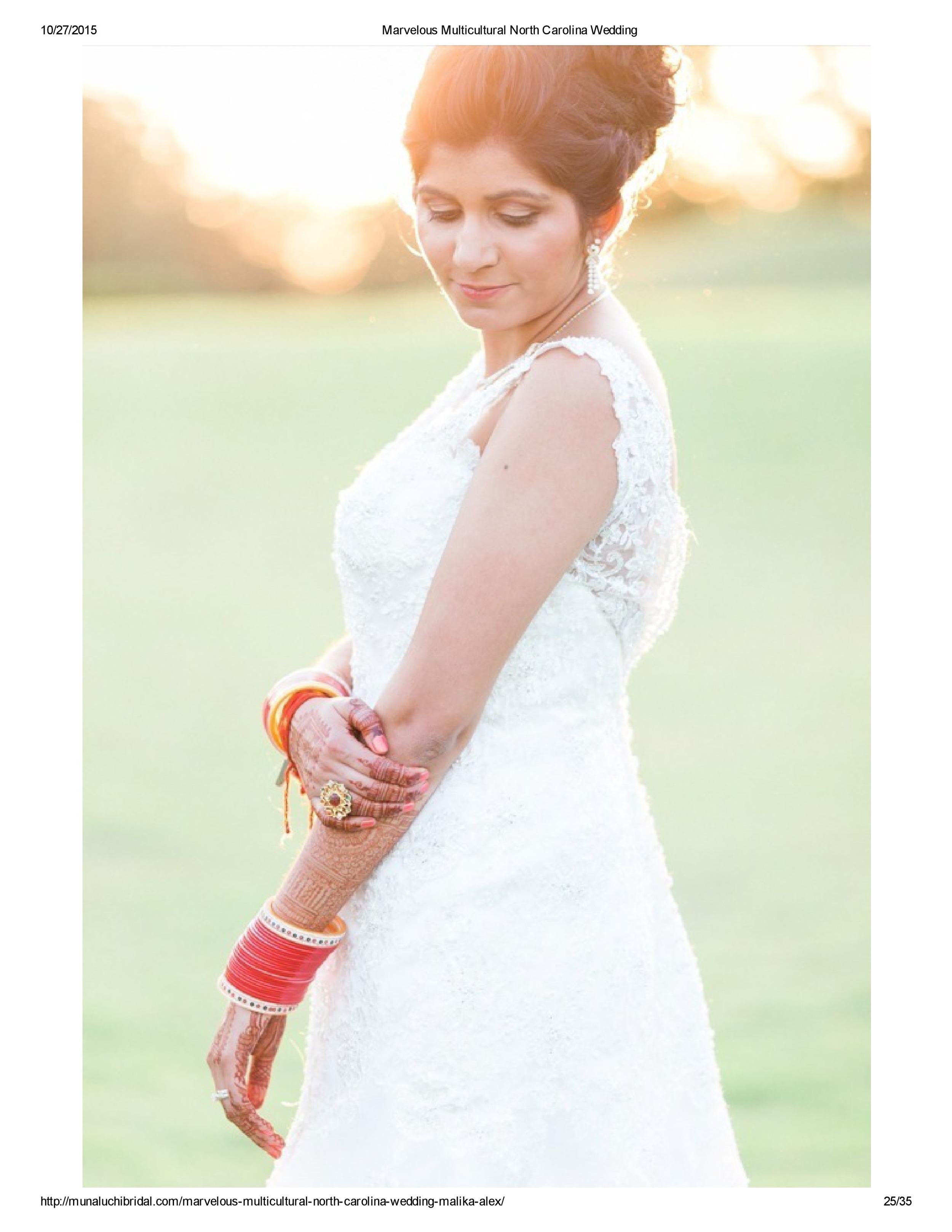 Marvelous Multicultural North Carolina Wedding - Alex & Malika-page-24.jpg