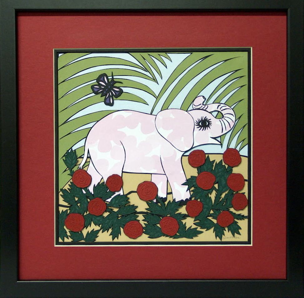 Pink Elephant with Red Roses.jpg