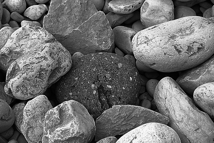 Beach Rocks DZS BW.jpg